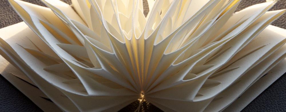 Book Art – The Paper Manipulation Series